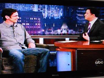 'Jimmy Kimmel Live' recap